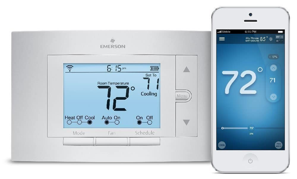 Sensi WiFi Thermostat