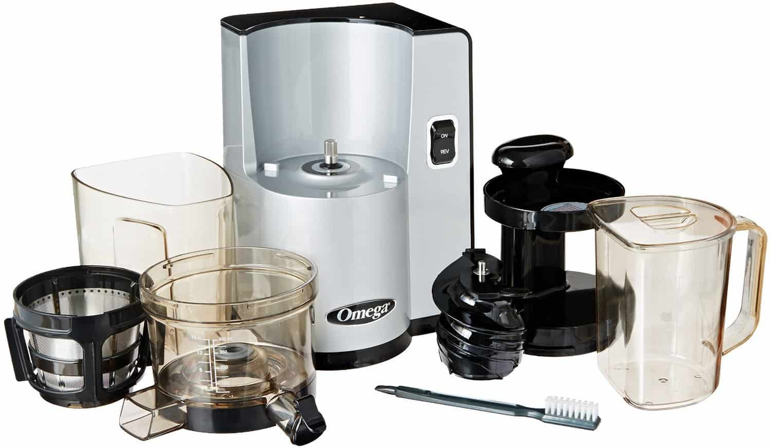 Omega Juicer VSJ843QS Review