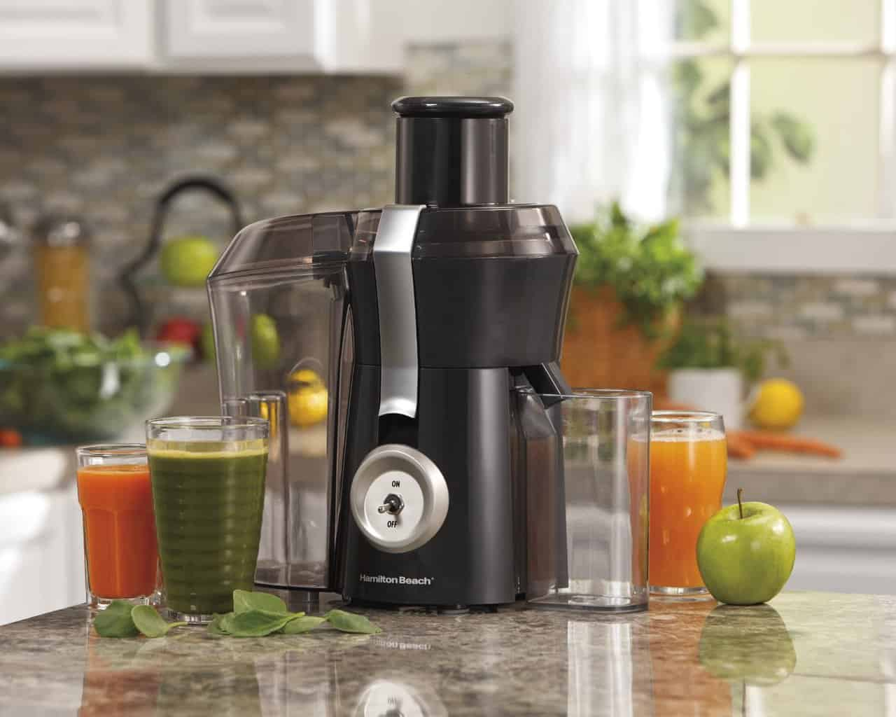 Hamilton Beach 67650A Big Mouth Pro Juice Extractor