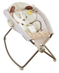 Fisher-Price My Little Snugapuppy Deluxe Newborn Rock 'N Play Sleeper