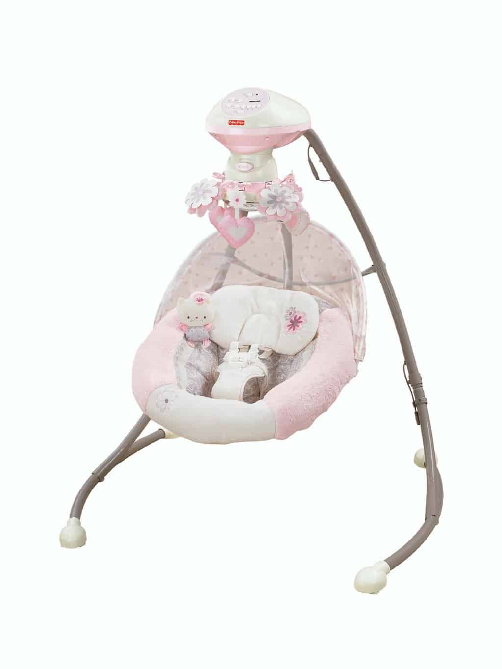 My Little Sweetie Cradle 'N Swing