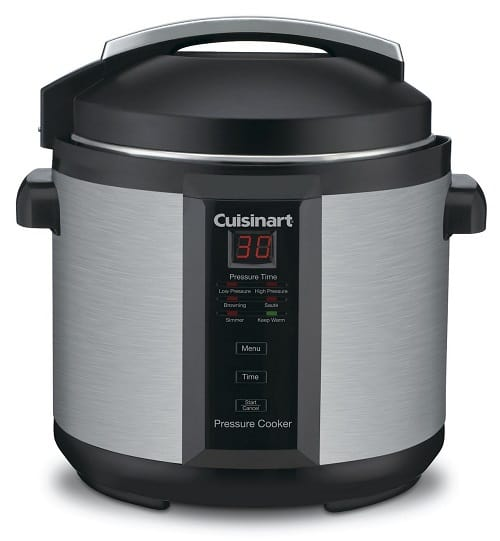 Cuisinart CPC-600AMZ 6-Quart Electric Pressure Cooker