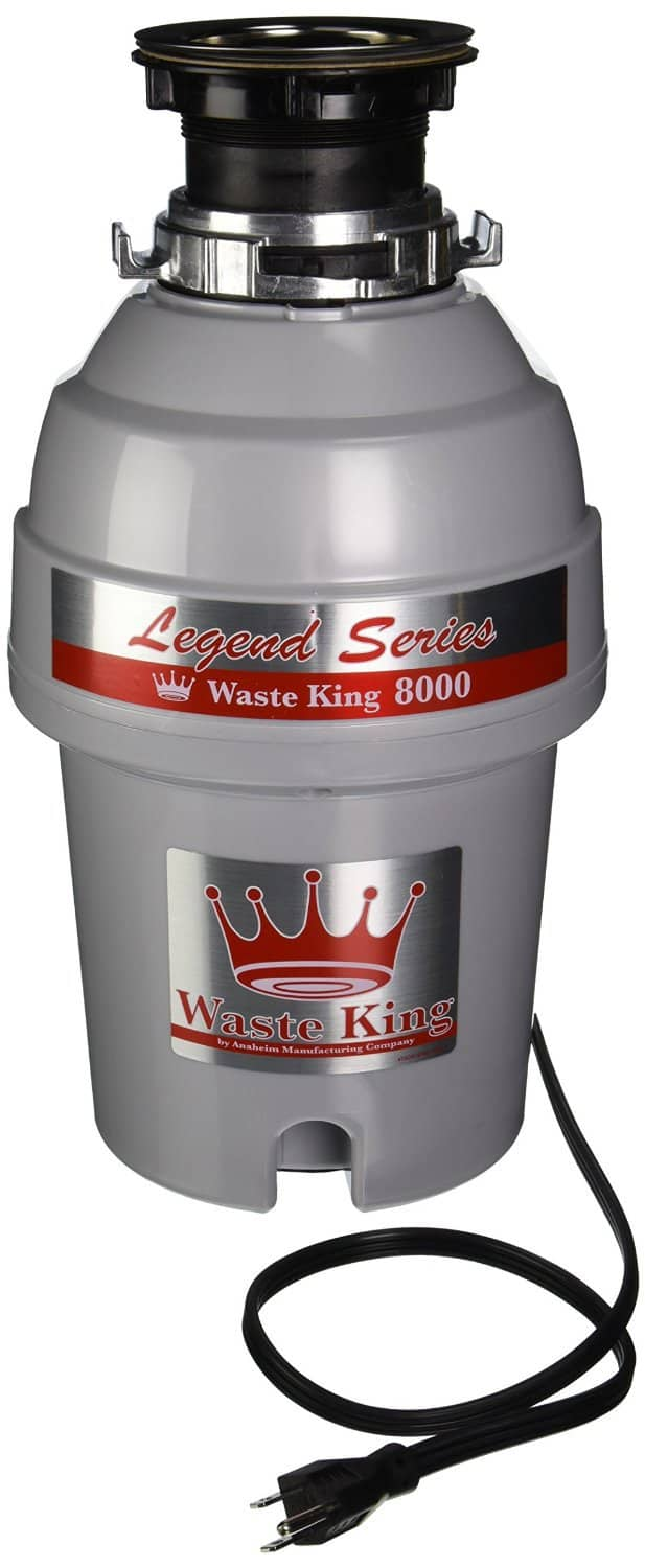 Waste King L-8000 Garbage Disposal Review