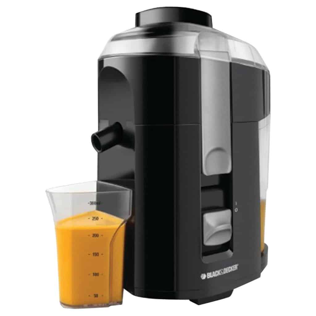 Black & Decker JE2200B Juicer Review