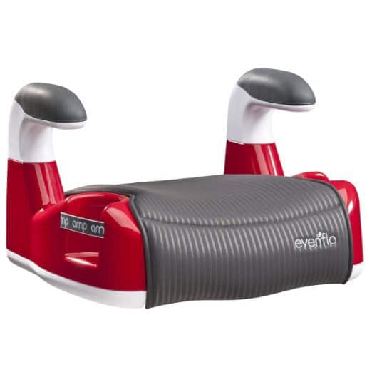 Evenflo Amp Performance No Back Booster Car Seat