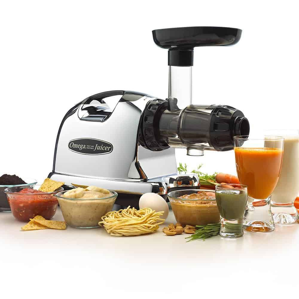 Omega J8006 Juicer Review