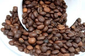 beans for coffee maker