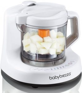 Baby Brezza One Step Baby Food Maker-min