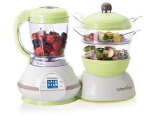 Babymoov Nutribaby 5 in 1 Baby Food Maker