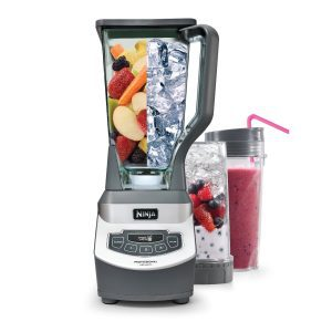Ninja Professional Blender with Nutri Ninja Cups (BL660)-min