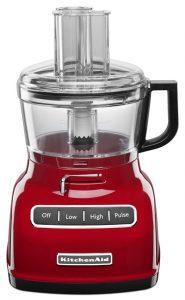 KitchenAid KFP0722ER 7-Cup Food Processor